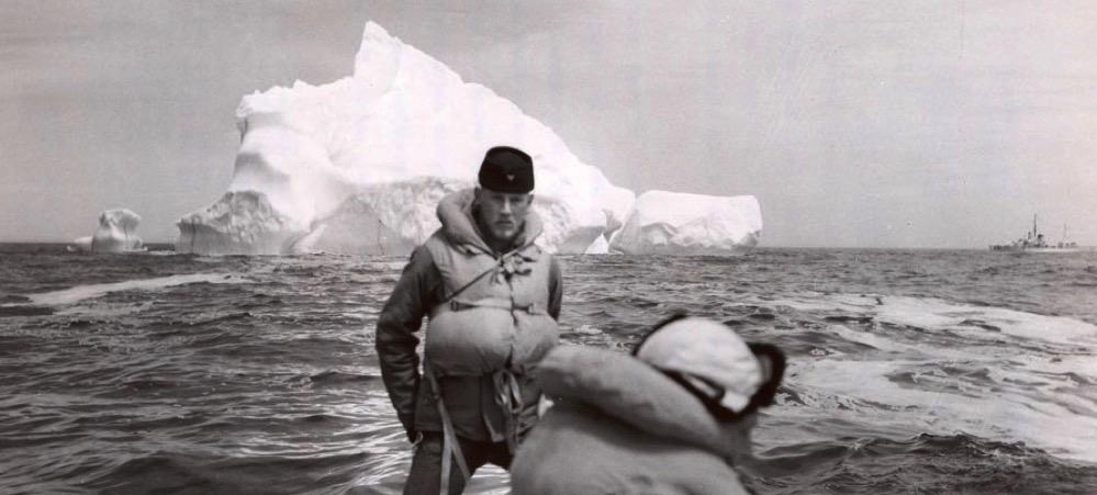 La Patrulla Internacional del Hielo, creada tras el hundimiento del Titanic y todavía activa hoy en día