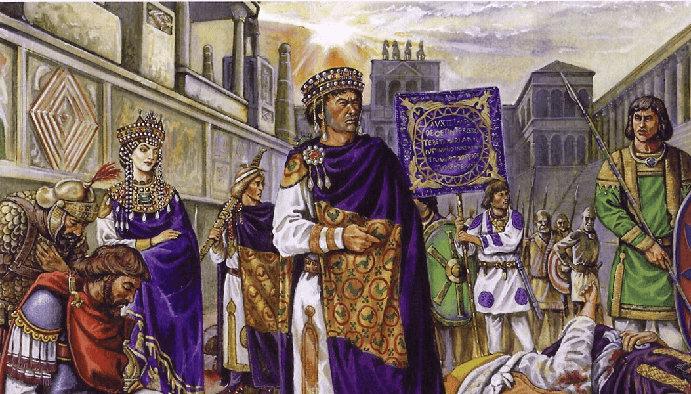 Los Disturbios de Niká, la tangana deportiva que derivó en rebelión abierta contra el emperador Justiniano
