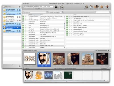 CoverScout, encuentra las portadas de los discos más raros