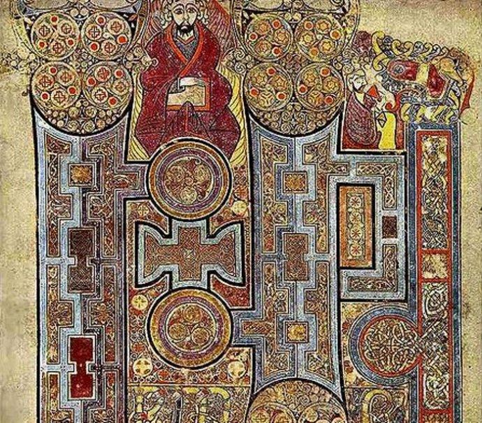 La Trinity College Library y el Libro de Kells
