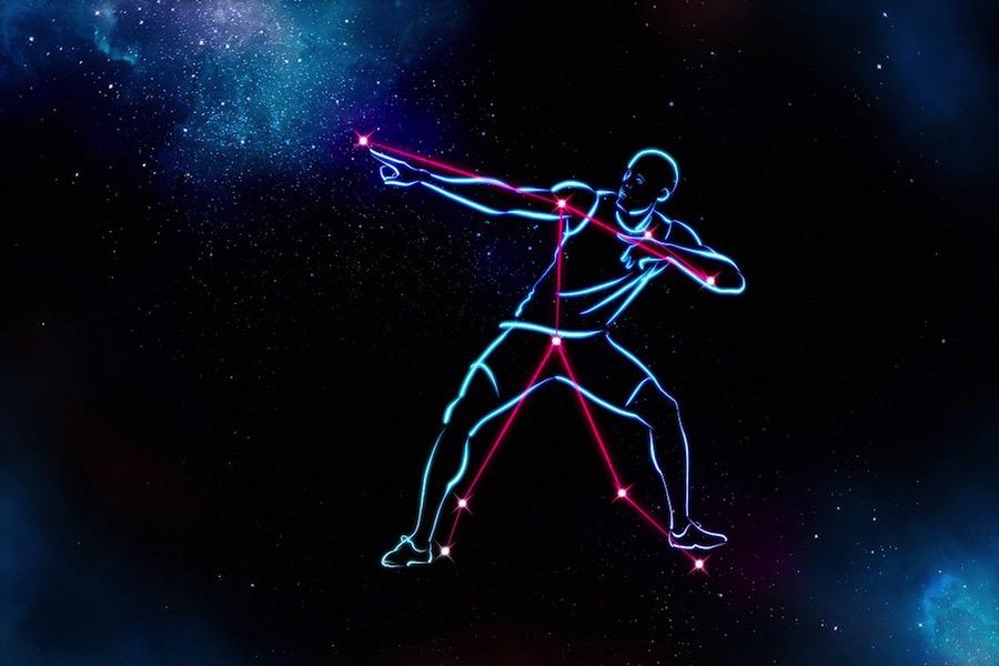 Crean 8 nuevas constelaciones inspiradas en personajes modernos