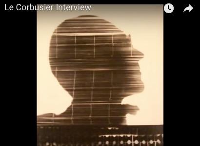 Entrevista a Le Corbusier
