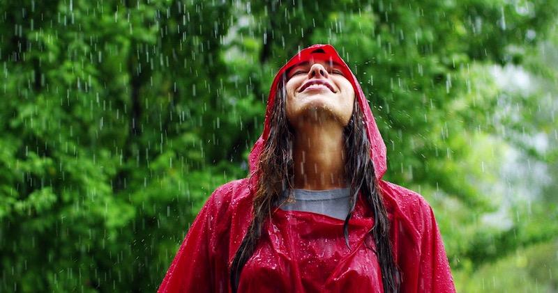 El olor que produce la lluvia al caer sobre suelo seco tiene un nombre: Petricor