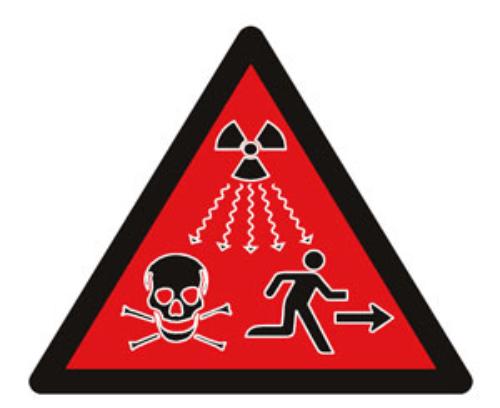 Nueva señal de radiación nuclear