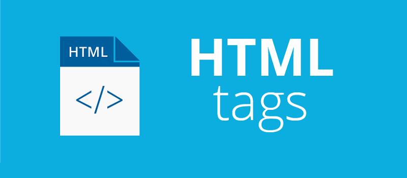 10 etiquetas HTML que deberías conocer