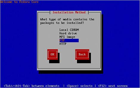 Instalar Linux desde internet