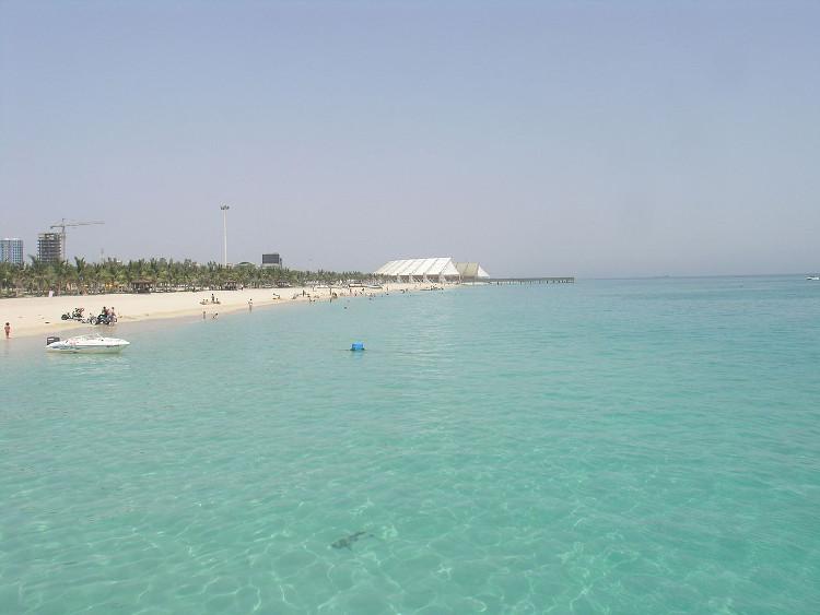 El proyecto saudí para excavar un canal que convertiría a Qatar en una isla