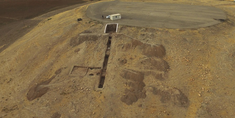 Tablillas asirias revelan la localización de la antigua ciudad real de Mardaman