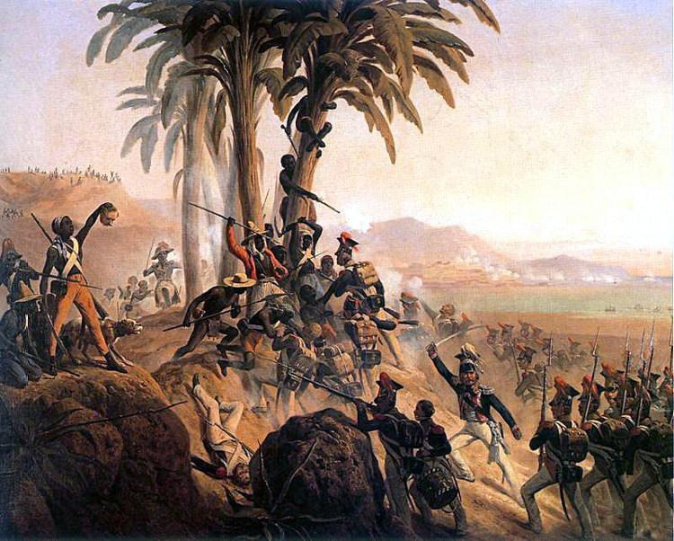 Los haitianos de origen polaco que descienden de las tropas napoleónicas enviadas a sofocar la revolución