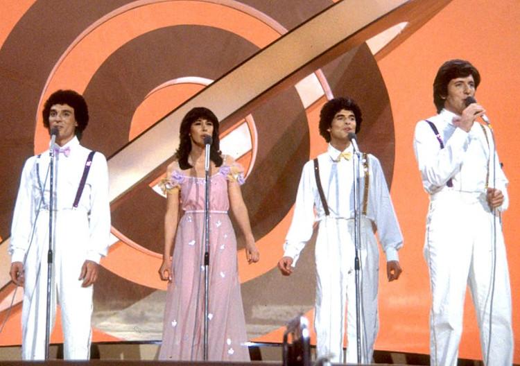 Cuando Israel prohibió la televisión en color, sólo permitida tras ganar el Festival de Eurovisión de 1979