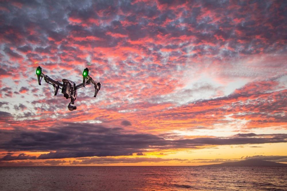 Drones: principales sectores en que crece su uso