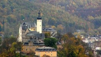Castillo de los príncipes de Reuss en Greiz
