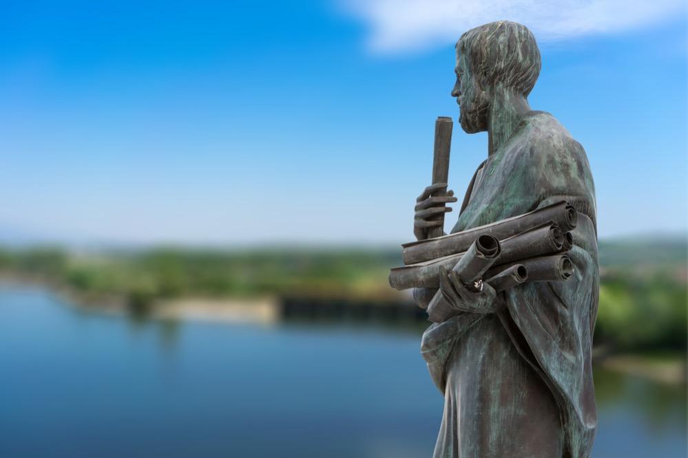 Cómo la biblioteca personal de Aristóteles llegó a Roma, casi 300 años después de su muerte