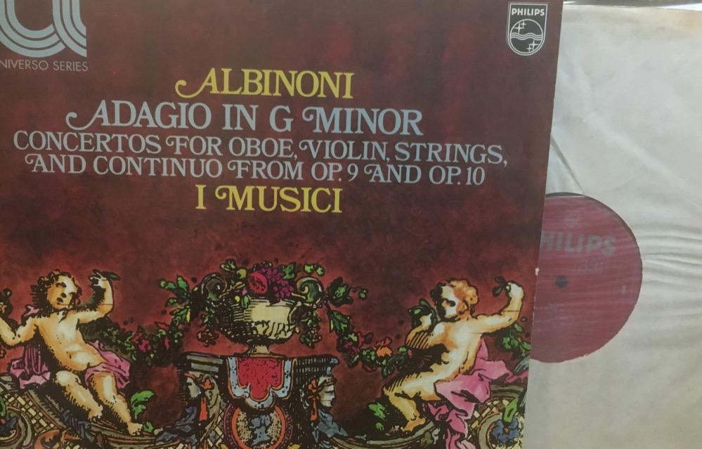 Resultado de imagen de El Adagio de Albinoni lo compuso el musicólogo italiano Remo Giazotto en 1945