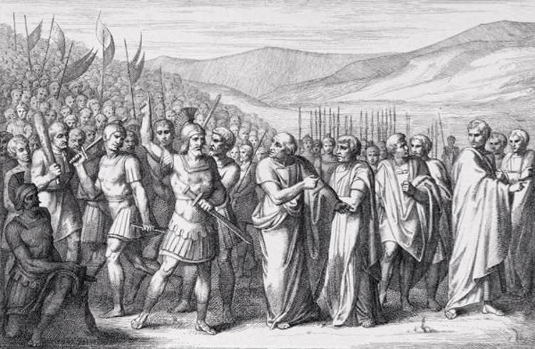 Secessio plebis, el antecedente romano de la huelga general en la que el pueblo abandonaba la ciudad