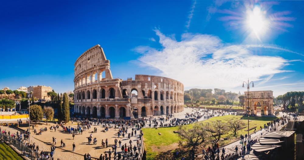 Identifican la falla que causó los terremotos que sacudieron Roma a finales de la Antigüedad