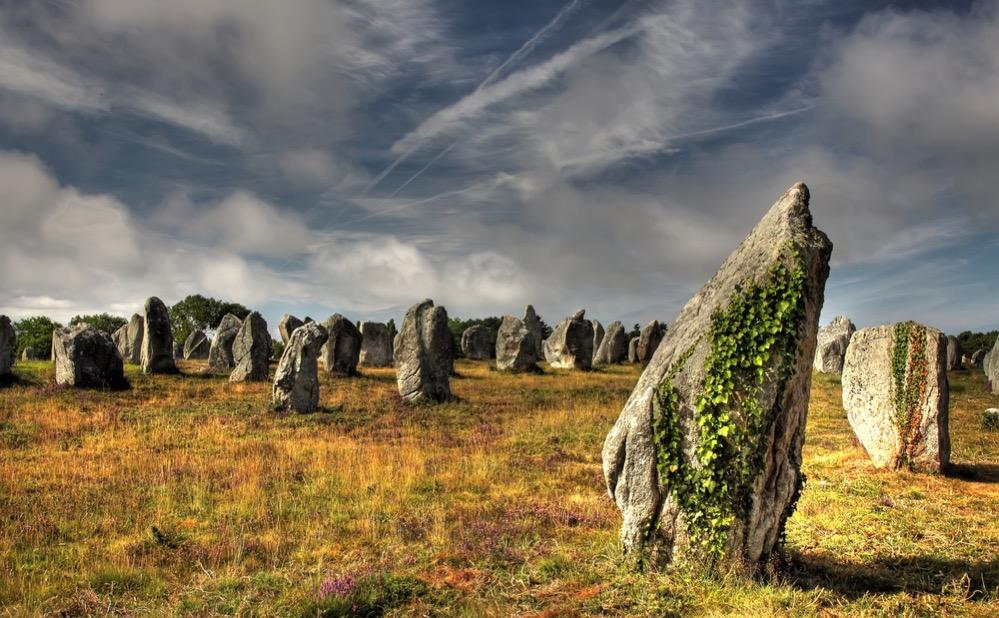 Los monumentos megalíticos de Europa pueden tener un origen común en Bretaña