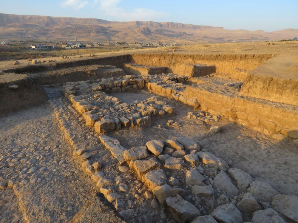 Encuentran una ciudad desconocida de 4.000 años de antigüedad en la frontera del Imperio Acadio