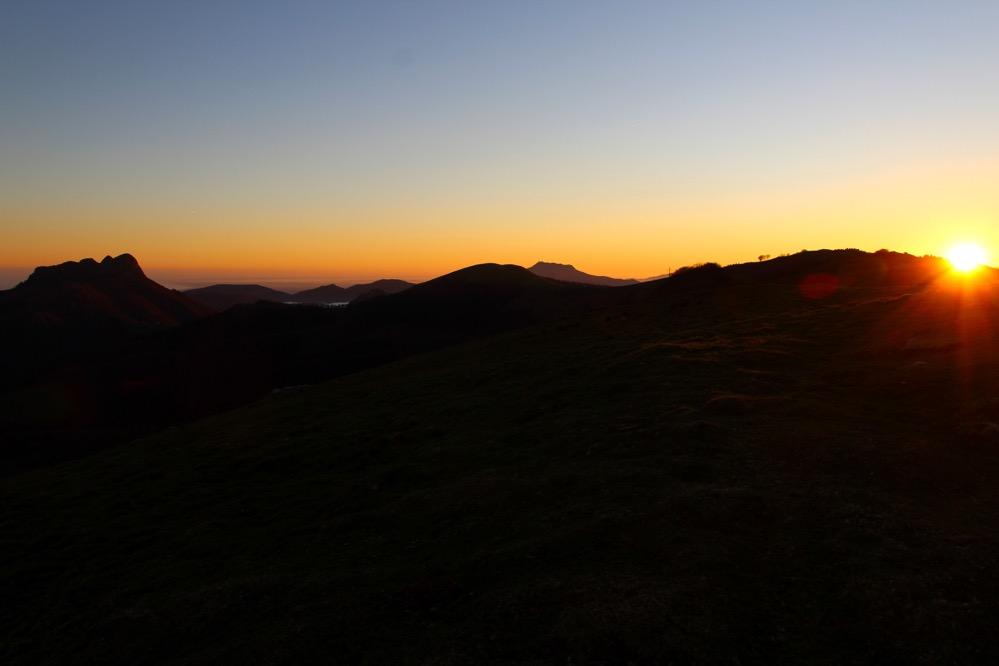 Peñas de Aia, minas romanas y seres mitológicos en la montaña más antigua del País Vasco