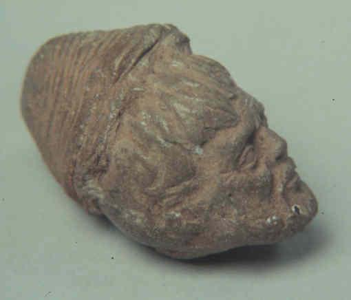 La cabeza de Tecaxic-Calixtlahuaca, una extraña escultura de apariencia romana encontrada en un yacimiento de México