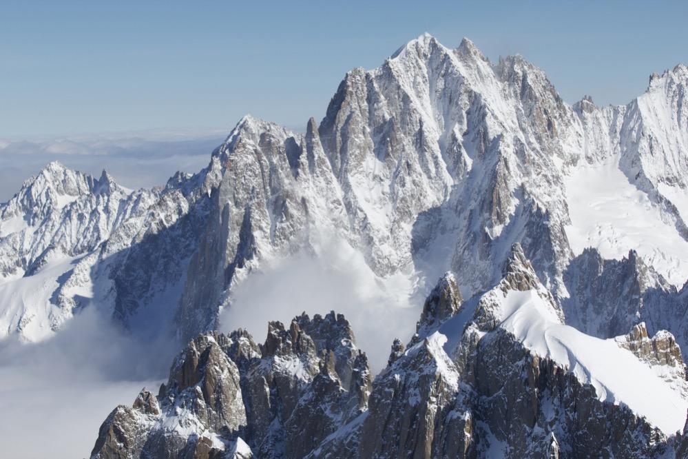 Evidencias de contaminación atmosférica por metales pesados durante la época romana encontrados en el Mont Blanc