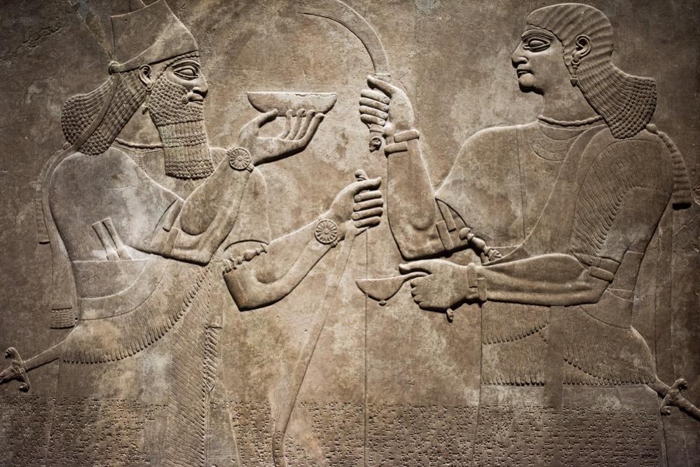 Cómo los sumerios nombraban reyes sustitutos durante los eclipses y la costumbre pervivía incluso en tiempos de Alejandro