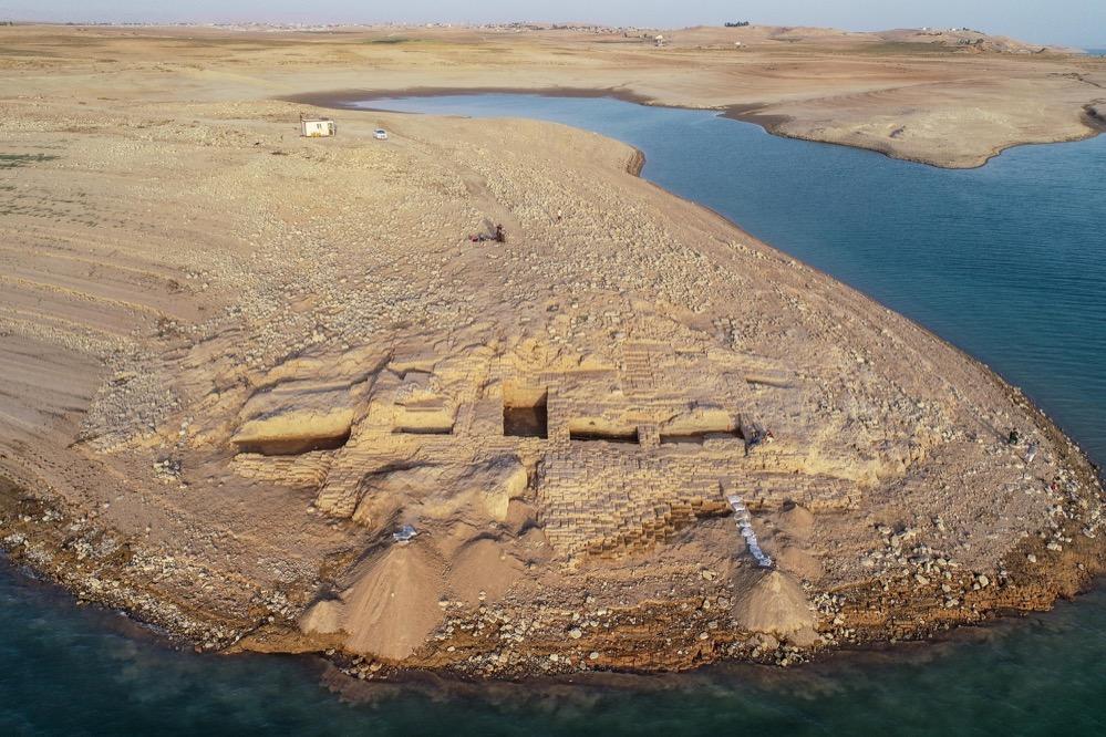 Encuentran un palacio de la Edad del Bronce y tablillas cuneiformes en el Kurdistán iraquí