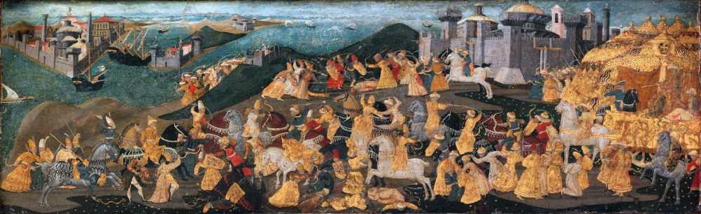 El Imperio de Trebisonda, el estado griego que sobrevivió a la caída de Constantinopla
