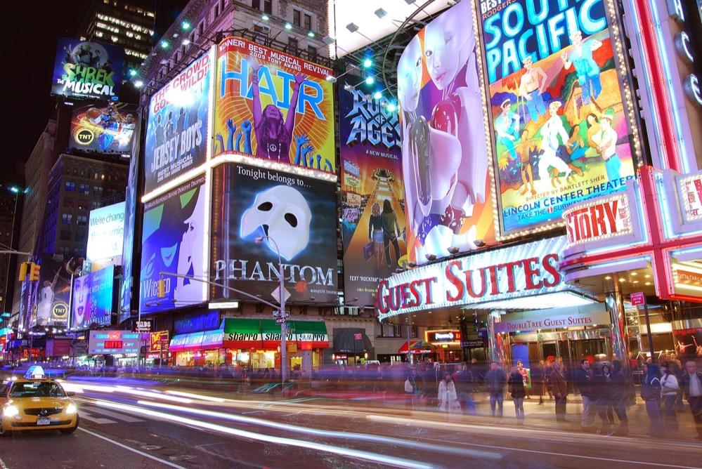 Vivir Nueva York: asistir a un musical de Broadway