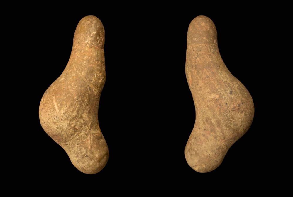 Encuentran en Alemania una nueva figura femenina de 15.000 años de antigüedad