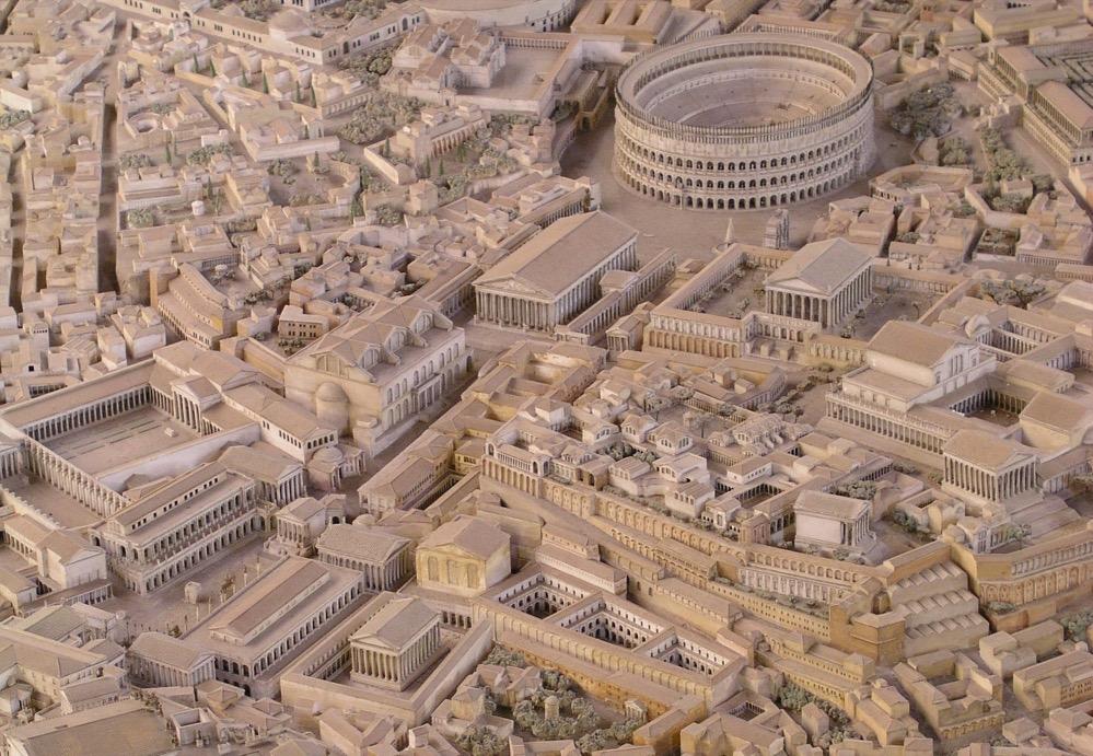 Investigadores de Stanford presentan la primera historia genética de Roma