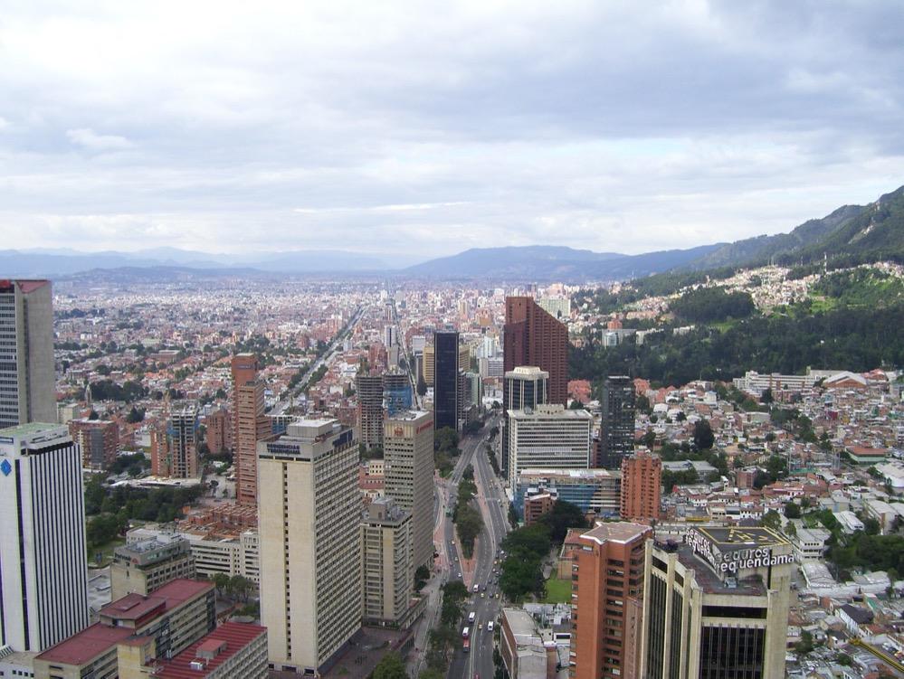 Bogotá, uno de los mejores destinos para visitar en Sudamérica