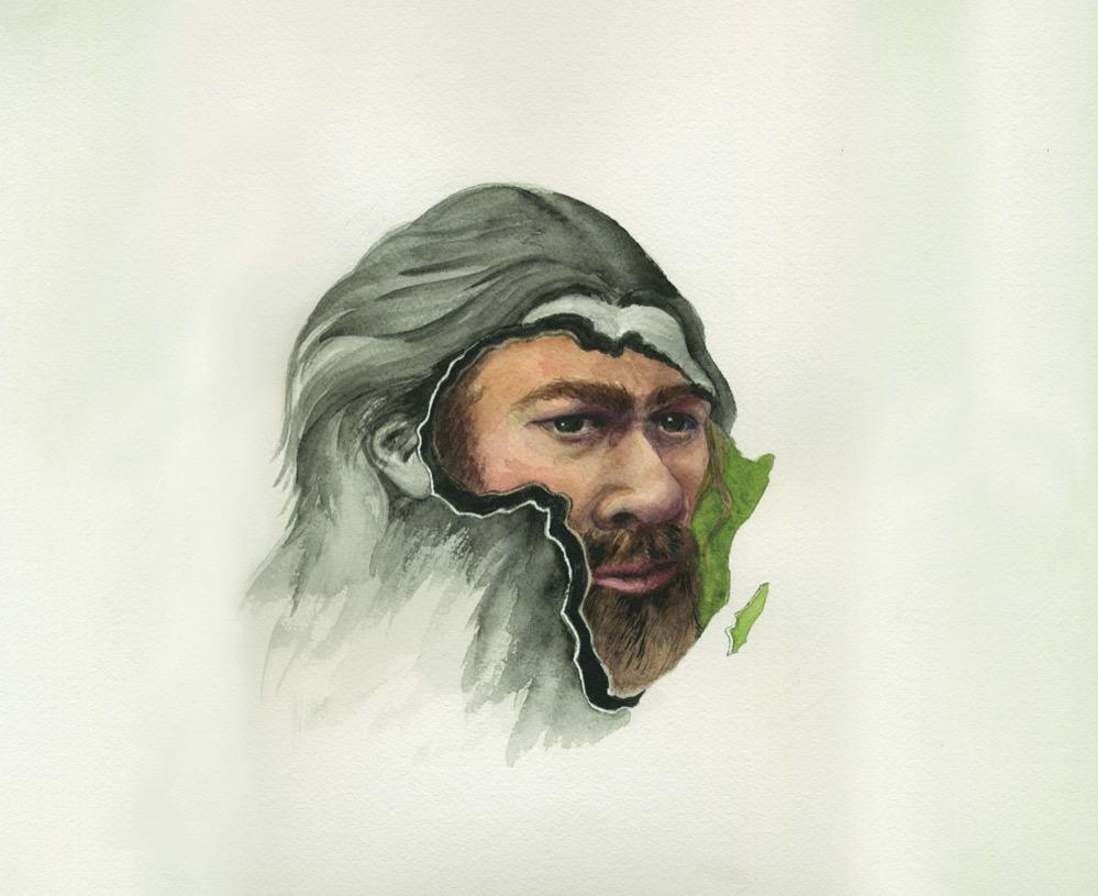 Un nuevo estudio sugiere que los africanos también tienen ancestros neandertales
