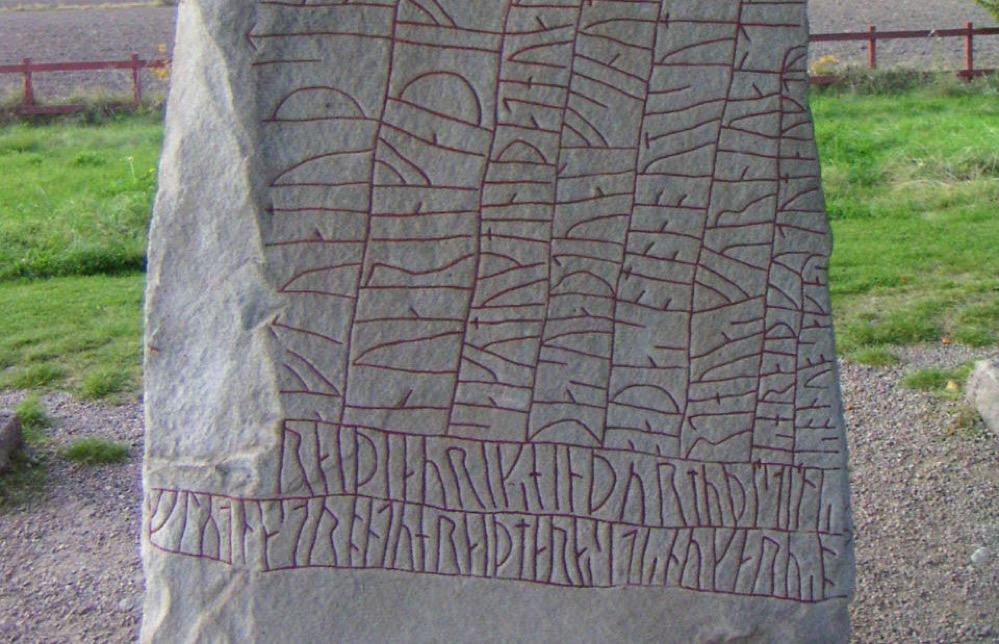 Una nueva interpretación de la inscripción rúnica de Rök revela nueve acertijos y el temor al Ragnarök