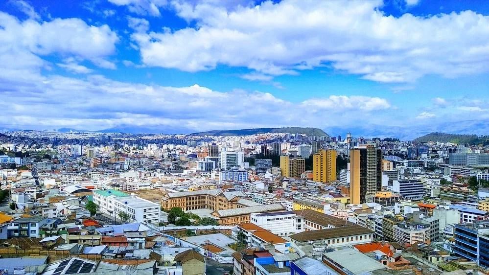 ¡Recorre Quito sin gastar mucho dinero!