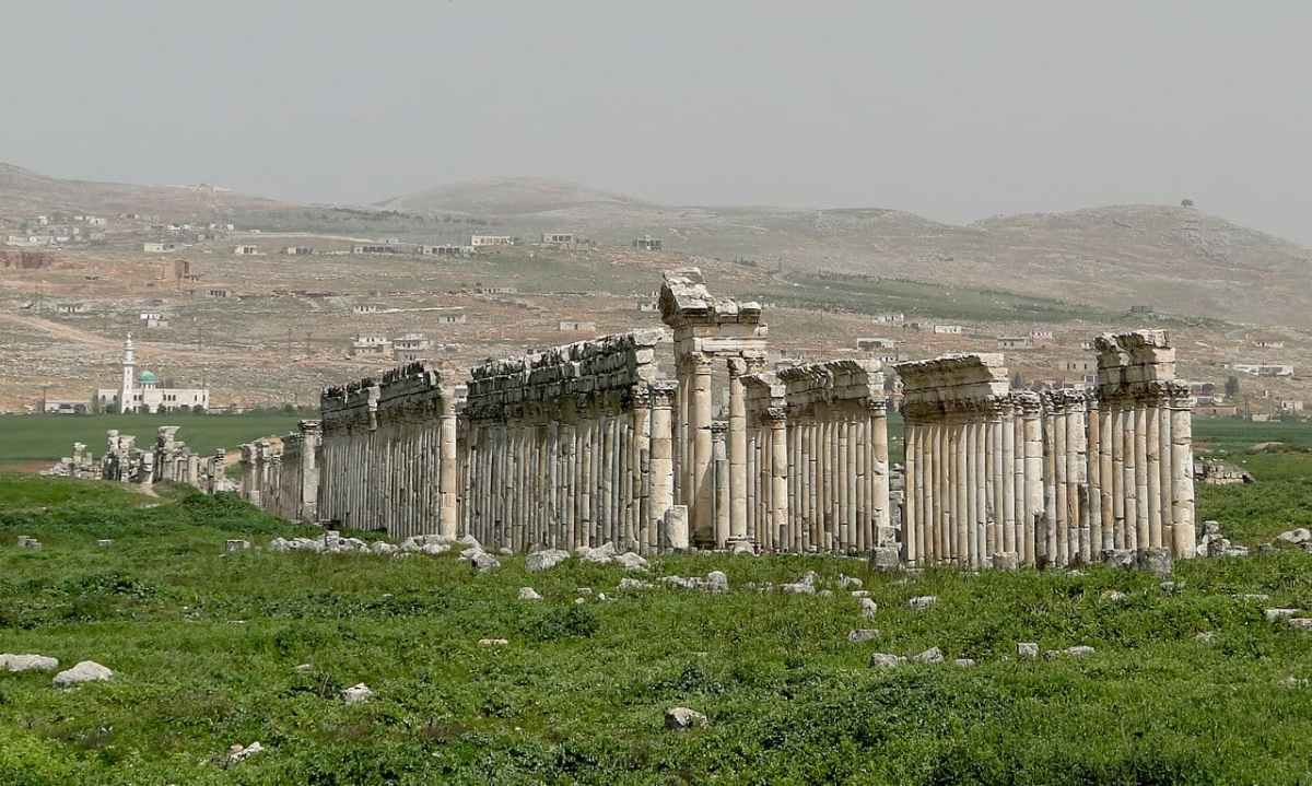Gran Columnata de Apamea