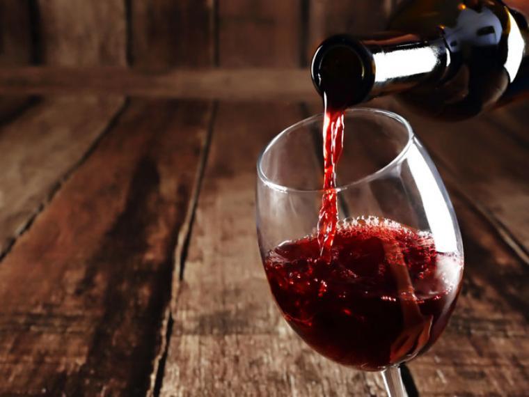 La compra de vino crece en la cuarentena.