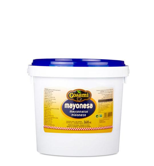 Cubo Mayonesa