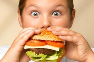 Obesità infantile