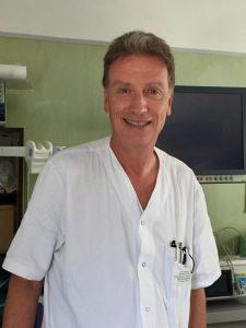 Prof. Mark Ragusa - chirurgiatoracica - Foto di Aosptr
