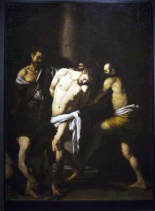 La flagellazione di Cristo nella foto di Sergio Siano