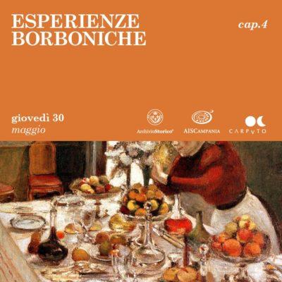 Esperienze Borboniche cap.4