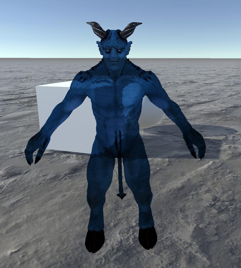 Ice Devil
