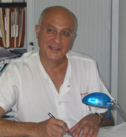 Docteur Bertrand Delafosse du centre Hyperbare de Lyon