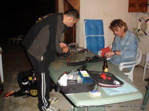 Formation plongee recycleur megalodon deep ccr tartiflette team