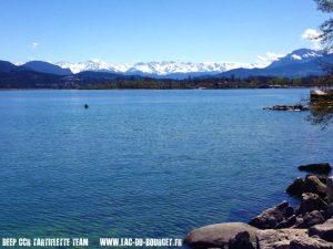 Plongee lac du Bourget Charpignat Deep CCR Tartiflette Team