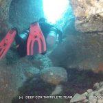 Grotte à Mostelle Calanque de Sormiou