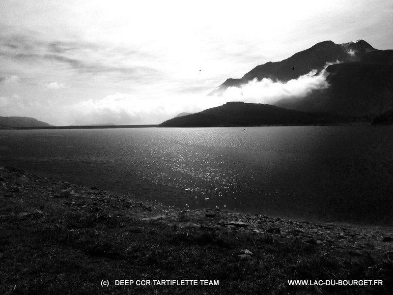 Plongée Lac du Mont Cenis