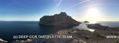 Plongée recycleur Marseille