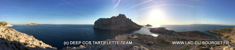 Plongée Recycleur épave du Stella Marseille